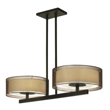 Sonneman 6000.51 - 2-Light Bar Pendant