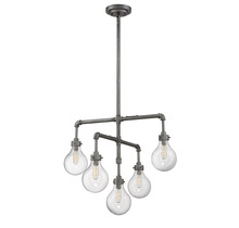 Savoy House 1-6070-5-90 - Dansk 5 Light Chandelier