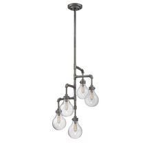 Savoy House 1-6071-5-90 - Dansk 5 Light Pendant