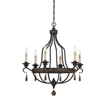Savoy House 1-8901-6-41 - Kelsey 6 Light Chandelier