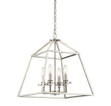 Savoy House 3-9099-4-109 - Braxton 4 Light Pendant