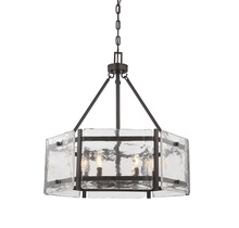 Savoy House 7-3040-6-13 - Glenwood 6 Light Pendant