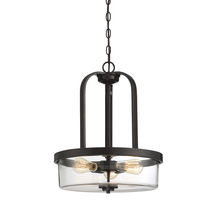 Savoy House 7-6052-3-13 - Tulsa 3 Light Pendant