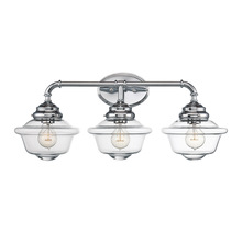 Savoy House 8-393-3-11 - Fairfield 3 Light Bath Bar