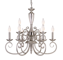 Savoy House KP-1-5007-9-69 - Spirit 9 Light Chandelier