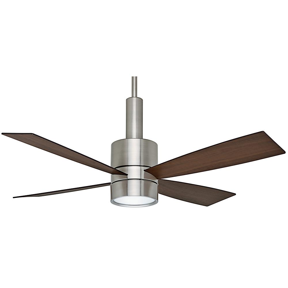 "54"" Ceiling Fan with Light and Remote"