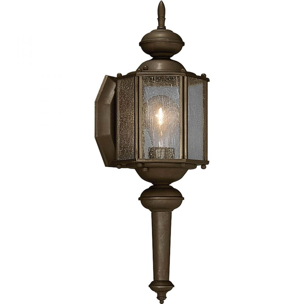 Roman Coach Collection One-Light Wall Lantern