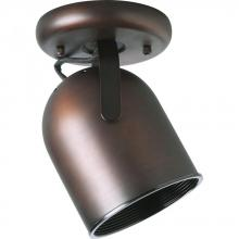 Progress P6144-174 - One-Light Multi Directional Roundback Wall/Ceiling Fixture
