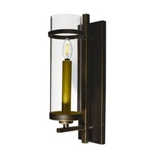 Maxim 43741CLGB - Midtown LED-Wall Sconce