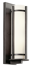 Kichler 49120AVIFL - Outdoor Wall 2Lt Fluorescent
