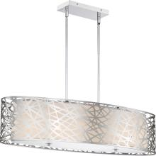 Quoizel PCAE536C - Platinum Collection Abode Island Chandelier