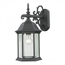Elk Cornerstone 8601EW/65 - Spring Lake 1 Light Exterior Coach Lantern In Ma