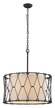 Troy F4466 - BUXTON 6LT PENDANT DINING MEDIUM