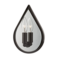 Hudson Valley 9900-OB - 1 Light Wall Sconce