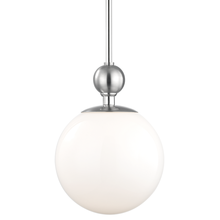 Hudson Valley H118701L-PN - 1 Light Large Pendant