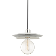 Hudson Valley H175701L-PN/WH - 1 Light Large Pendant