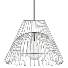 Hudson Valley H180701L-PN - 1 Light Large Pendant