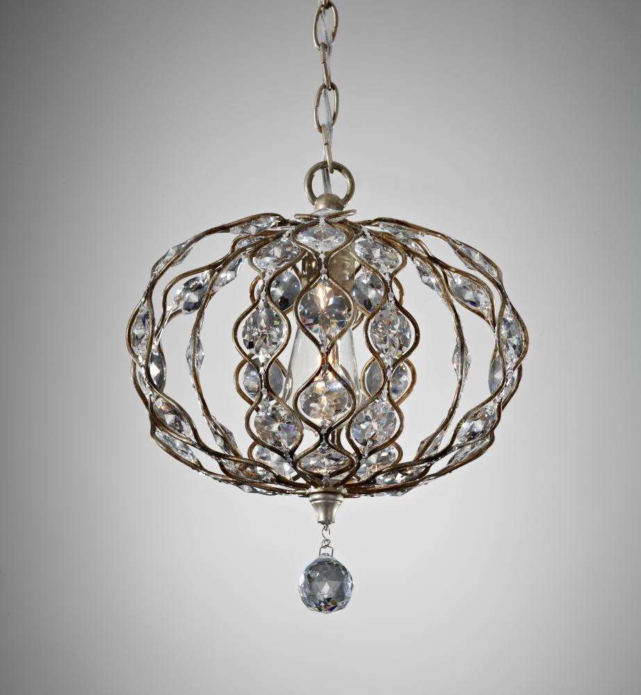 1- Light Chandelier