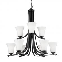 Feiss F2980/9ORB - 9 - Light Chandelier