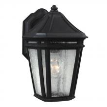Generation Lighting - Feiss OL11300BK - 1 - Light Outdoor Sconce
