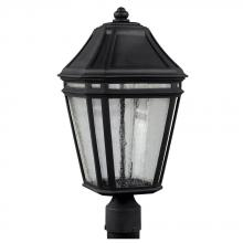 Feiss OL11308BK-LED - LED Outdoor Post