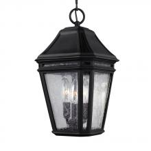Generation Lighting - Feiss OL11309BK - 3 - Light Outdoor Pendant