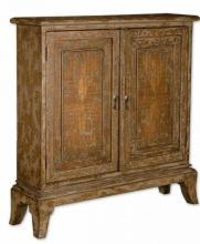 Uttermost 25526 - Uttermost Maguire Distressed Console Cabinet