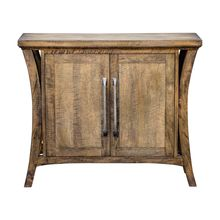 Uttermost 25851 - Uttermost Cary Distressed Console Cabinet