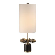 Uttermost 29627-1 - Uttermost Sterculia Antique Gold Champagne Lamp