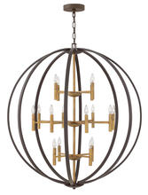 Hinkley 3464SB - Chandelier Euclid