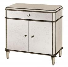 Currey 4200 - Antiqued Mirror Sideboard