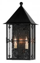 Currey 5500-0005 - Faracy Outdoor Wall Sconce, Medium